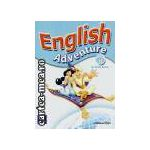 ENGLISH ADVENTURE STARTER B ACTIVITY BOOK(editura Longman, autor: CRISTIANA BRUNI isbn: 0-582-79152-9)