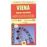 Viena Harta turistica/tourist map