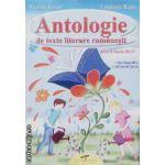 Antologie de texte literare romanesti pentru clasele III-IV