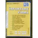 CD Infiintare firma Dosar Complet