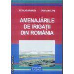 Amenajarile de irigatii din Romania