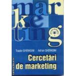 Ceretari de marketing