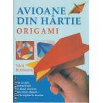 Avioane din Hartie Origami
