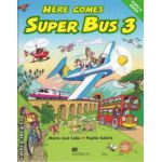Here comes Super Bus 3 Pupil's Book
