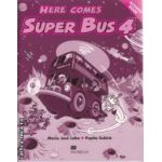Here comes Super Bus 4 Activity Book
