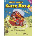Here comes Super Bus 4 Pupil's Book