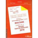 Ghid pentru Bacalaureat la Biologie clasele 9-10 sinteze teste si rezolvari