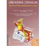 Limba Romana Comunicare Fise de lucru Teste initiale formative si finala clasa 5 a sem 2