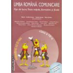 Limba Romana Comunicare Fise de lucru Teste initiale formative si finala clasa 7 a sem 2