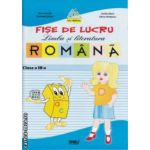 Fise de lucru Limba si literatura Romana clasa 3 a Burtila