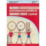 Ghid privind desfasurarea activitatilor de Educatie Fizica in gradinita