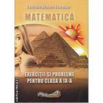 Matematica Exercitii si probleme clasa 9-a
