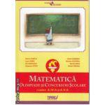 Matematica Olimpiade si Concursuri scolare clasele a 4-a si a 5-a