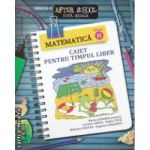 Caiet pentru timpul Liber Matematica clasa 2