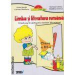Limba si literatura romana Primii pasi in dezlegarea textelor din manual clasa 3 a Penes