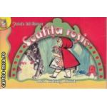 Scufita rosie Red riding hood
