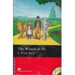 The Wizard of Oz - Level 4 Pre-Intermediate + CD ( editura: Macmillan, autor: Frank Baum, ISBN 978-1-4050-8714-8 )