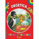 Citim si coloram Degetica