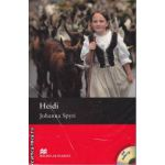 Heidi Level 4 Pre Intermediate +CD ( editura: Macmillan, autor: Johanna Spyri, ISBN 978-0-2300-2679-7 )
