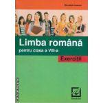 Limba romana pentru clasa a VIII a Exercitii (editura Booklet, autor: Nicoleta Ionescu isbn: 978-973-1892-35-1)