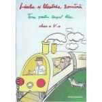 Limba si literatura Romana Teme pentru timpul liber clasa 5 a