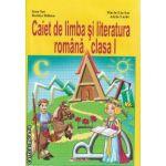 Caiet de limba si literatura romana clasa 1