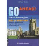 Go Ahead Teste de limba engleza Bac si Admitere