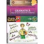Gramatica fise de lucru clasa a 6-a