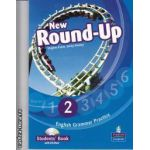 New Round - Up 2 Student ' s book with CD - Rom ( editura Longman, autori: Virginia Evans, Jenny Dooley isbn: 978-1-4082-3492-1 )