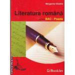 Literatura romana pentru BAC-Poezia