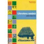 Literatura romana pentru clasa a 8-a