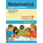 Matematica Algebra si geometrie Exercitii si probleme clasa a 7-a