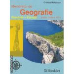Memorator de Geografie Romania+Europa pentru clasa a XII-a