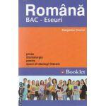 Romana BAC-Eseuri