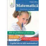 Matematica 800 de probleme si exercitii clasa a III-a