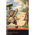 Robinson Crusoe  Level 2 Elementary(editura Longman, autor:Daniel Defoe isbn:978-1-4058-5533-4)