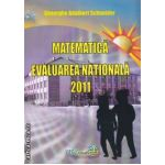Matematica evaluarea nationala 2011
