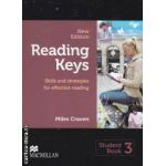 Reading Keys Student Book 3 new edition