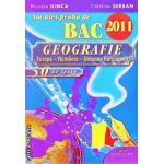 Am ales proba de Bac Geografie 2011 50 de teste