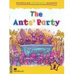 Macmillan children's readers The Ants party level 3