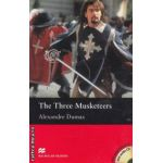 The three Musketeers level 2 beginner with audio cd