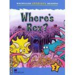 Macmillan children s readers Where s Rex level 2