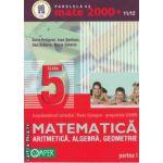 Matematica aritmetica,algebra,geometrie partea I clasa a V-a