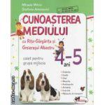 Cunoasterea mediului-caiet pentru grupa mijlocie 4-5 ani(editura Aramis, autor:Mihaela Mitroi,Stefania Antonovici isbn:978-973-679-859-7)