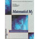 Matematica M1 manual pentru clasa a XII-a(editura Art, autori: Marcel Tena,Mariana Andronache,Dinu Serbanescu isbn:978-973-124-313-9)