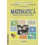 Matematica manual pentru clasa a III-a(editura Radical, autori: Mirela Mihaescu, George Turcitu, Anita Dulman)