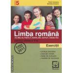 Limba romana exercitii pentru clasa a V-a(editura Booklet, autori: Florin Ionescu, Daniela Ionescu isbn: 978-606-590-004-2)