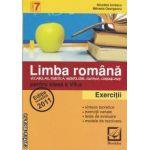 Limba romana pentru clasa a VII-a(editura Booklet, autori: Nicoleta Ionescu, Mihaela Georgescu isbn: 978-606-590-006-6)