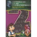 Aventurile lui Puf-Mic in lumea matematicii fise d elucru pentru elevi clasa a II-a(editura Donaris, autor: Eugenia Moraru isbn: 978-606-8014-37-)