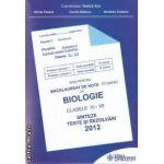 Ghid pentru bacalaureat de nota 10 la biologie clasele XI-XII 2012(editura Gimnasium, autori: Stelica Ene, Ofelia Tanase, Cecilia Raducu, Nicoleta Ciobanu isbn: 978-973-7992-51-2)